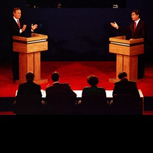 YouTube and the Presidential Debates