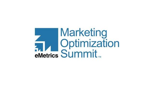 eMetrics Marketing Optimization Summit