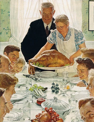 Thanksgiving '08: Freedom from Want and Needs