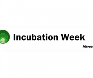 Incubation Week is a Hot Place to Be