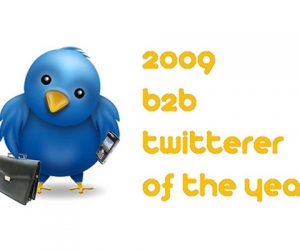Nominations Due for B2B Twitterer of the Year
