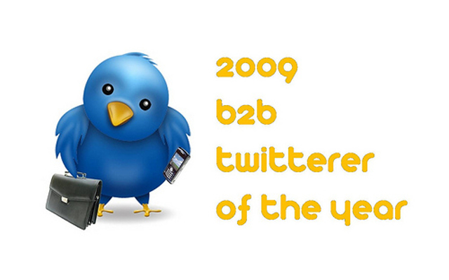 The 2009 B2B Twitterer of the Year Awards