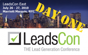 LeadsCon - Day One