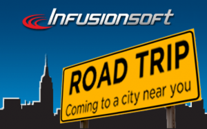 Infusionsoft Road Trip
