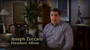 Allinio's Marketing Automation Commericial: Joseph Zuccaro