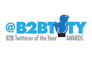 It's Time for the 5th B2B Twitter of the Year Awards!