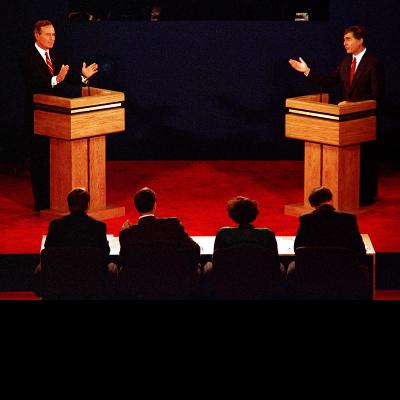 YouTube & the Presidential Debates