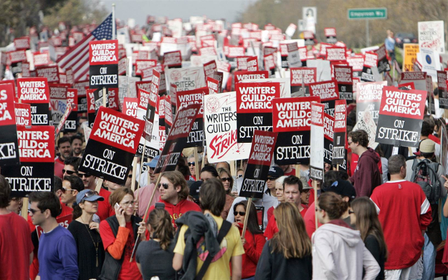 Why the Writers' Strike Could Fail