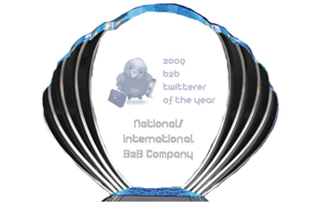 B2B Twitterer of the Year Awards Announced