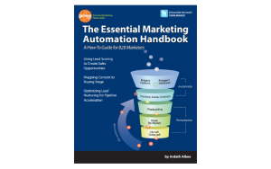 The Essential Marketing Automation Handbook - A How-To Guide for B2B Marketers
