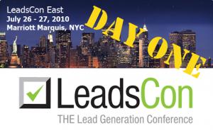 LeadsCon - Day One