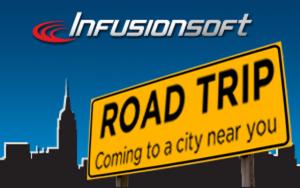 Infusionsoft Road Trip