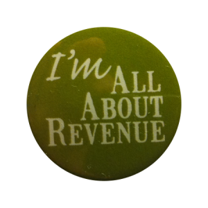 I'm All About Revenue
