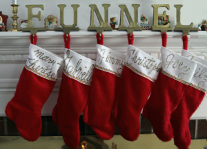 Holiday Carol: Down Thru' The Funnel
