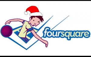 Holiday Carol: The Twelve Days of Foursquare