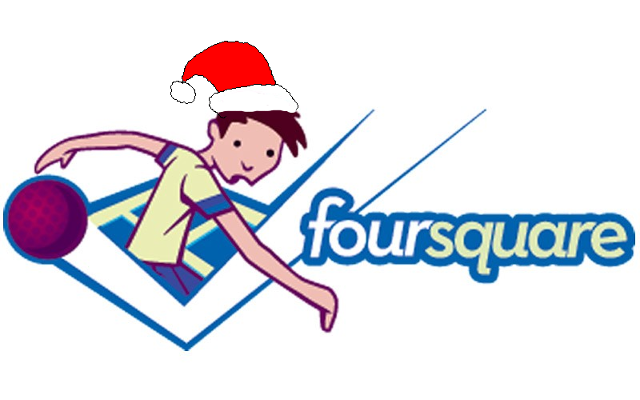 Holiday Carol: The Twelve Days of Foursquare