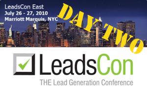LeadsCon - Day Two