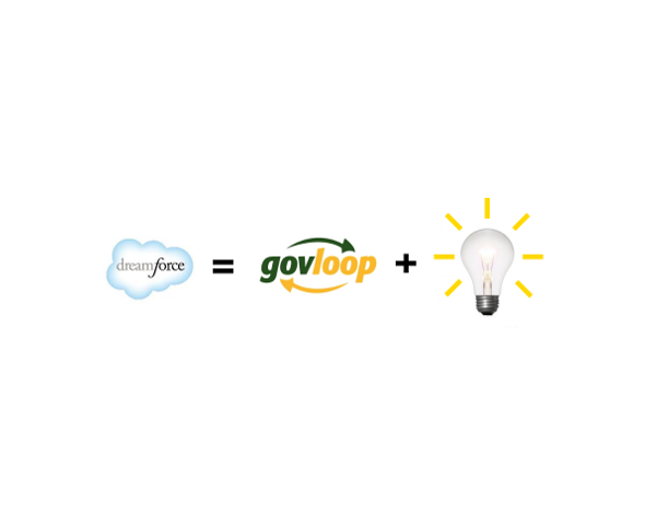 """GovLoop's """"5 Things"""" Nails Dreamforce Just Right"""