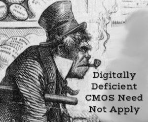 Digitally Deficient CMOs Need Not Apply